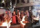 La Festa dei Marroni di Combai e la Banda.
