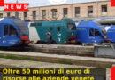 Oltre 50 milioni di euro di risorse alle aziende venete del trasporto pubblico locale