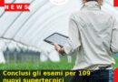 Conclusi gli esami per 109 nuovi supertecnici specializzati dell'ITS Academy Agroalimentare Veneto