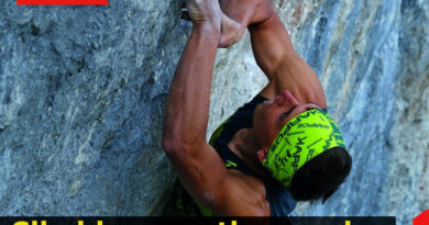 Climbing meeting oggi nel basso feltrino