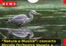 """""""Natura e Musica"""": concerto Piccola Orchestra Veneta a Sernaglia della Battaglia"""