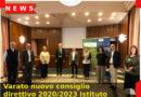 """Varato nuovo consiglio direttivo 2020/2023                                                                                                                                                      Istituto Diocesano """"Beato Toniolo. Le vie dei Santi"""" di Pieve di Soligo"""