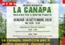 La canapa, medicina per il nostro pianeta: domani un incontro informativo alla cartiera di Vas