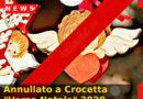 """Annullato a Crocetta """"Verso Natale"""" 2020"""