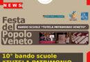 "10° bando scuole ""TUTELA PATRIMONIO VENETO"" 2020/2021"