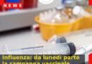 Influenza: da lunedì parte la campagna vaccinale della Regione Veneto.