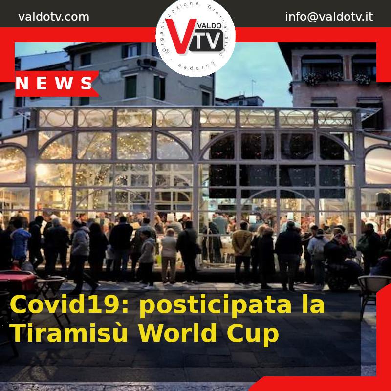 Covid19: posticipata la Tiramisù World Cup