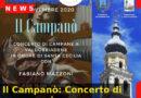 Il Campanò: Concerto di campane in onore a Santa Cecilia