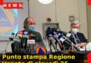 Punto stampa Regione Veneto di giovedì 26 novembre