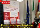 Punto stampa Regione Veneto mercoledì 25 novembre