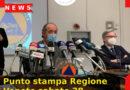Punto stampa Regione Veneto sabato 28 novembre