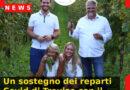 Un sostegno dei reparti Covid di Treviso con il Prosecco Solidale