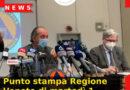 Punto stampa Regione Veneto di martedì 1 dicembre