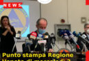 Punto stampa Regione Veneto di mercoledì 2 dicembre