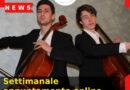 """Settimanale appuntamento online """"Concerto per nessuno"""""""