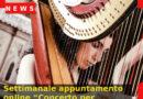 """Settimanale appuntamento online """"Concerto per nessuno"""" – 28/02/2021"""