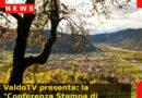 """ValdoTV presenta: la """"Conferenza Stampa di presentazione del Logo Turistico di Segusino"""""""