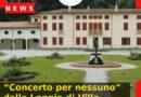 """""""Concerto per nessuno"""" dalla Loggia di Villa Brandolini – Solighetto (TV)"""