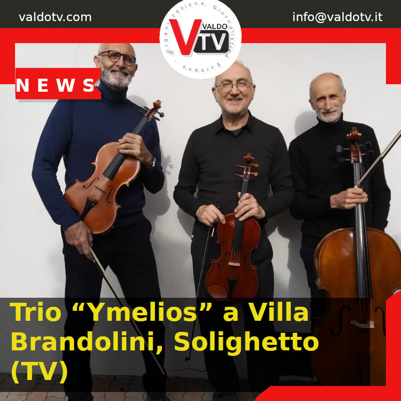 """Trio """"Ymelios"""" a Villa Brandolini, Solighetto (TV)"""