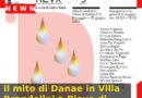 Il mito di Danae in Villa Brandolini a Pieve di Soligo
