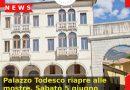 Palazzo Todesco riapre alle mostre. Sabato 5 giugno verrà inaugurata «Invisibile»