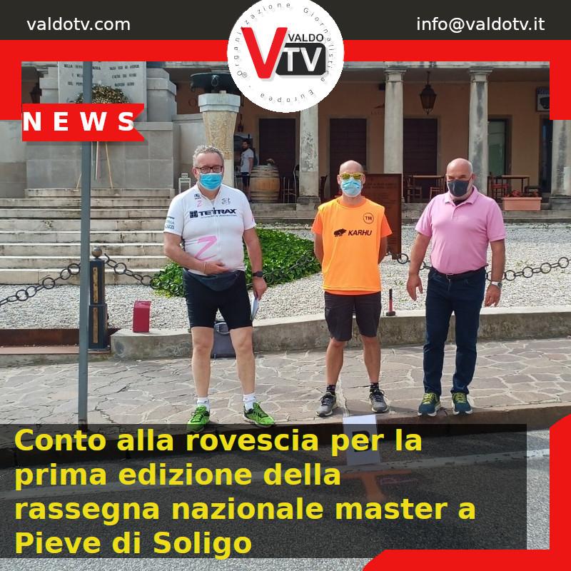 Conto alla rovescia per la prima edizione della rassegna nazionale master a Pieve di Soligo