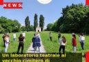 Un laboratorio teatrale al vecchio cimitero di Montebelluna con il Liceo Veronese