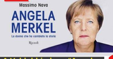 """A Valdobbiadene """"Angela Merkel, la donna che ha cambiato la storia"""""""